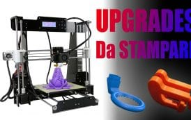 Anet A8 | Upgrades Da Stampare