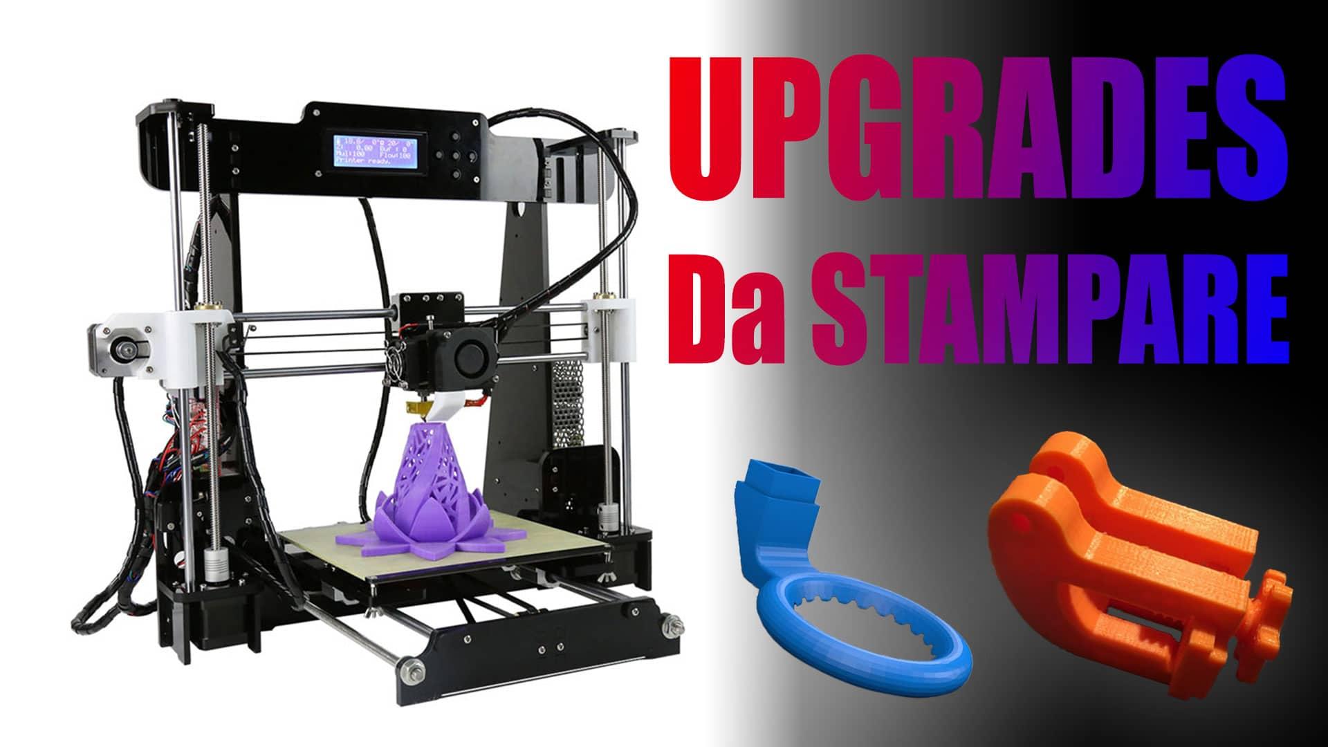 Anet A8 | Upgrades Da Stampare
